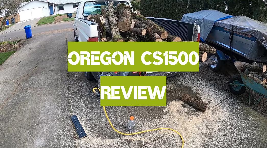 Oregon CS1500 Review